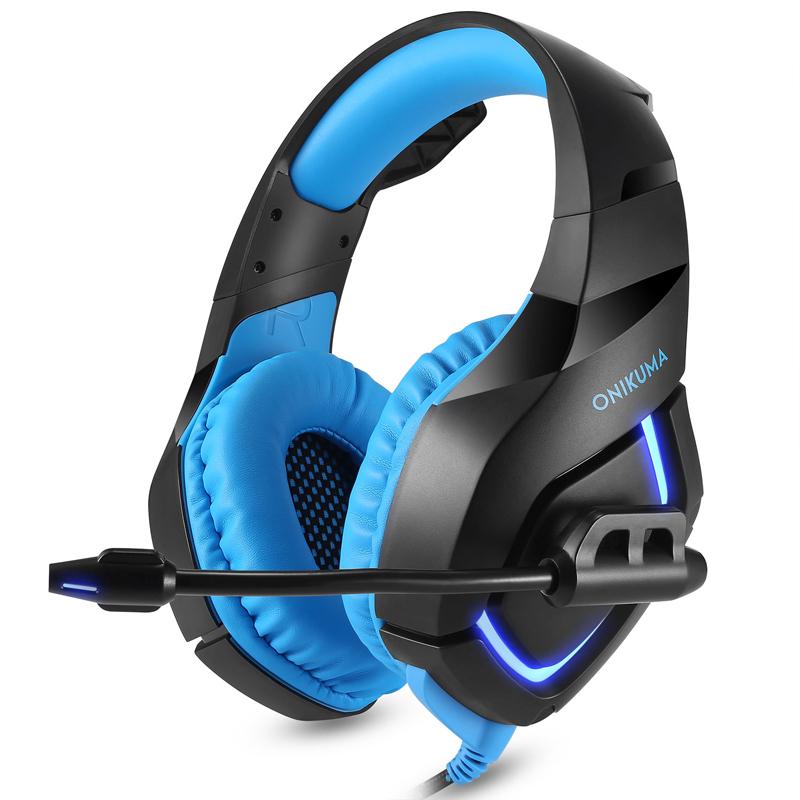 JD Коллекция 1 K1-B 50мм динамики синий первое впечатление g15 гарнитура компьютерная гарнитура игровая игровая гарнитура высокая точность стерео с микрофоном черный