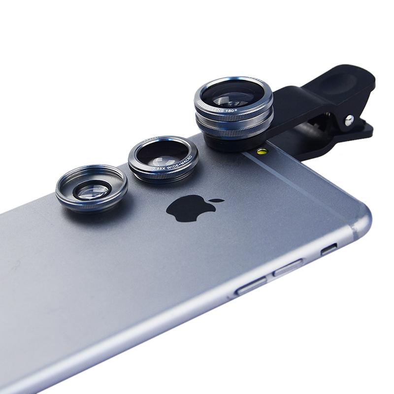 BIAZE Рыбий глаз Wide Macro Lens Black дефолт universal 3 in 1 0 67x wide macro lens 180 degrees fish eye lens for cellphone black