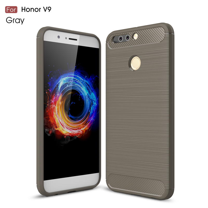 GANGXUN Серый цвет Huawei Honor 8 Pro случай