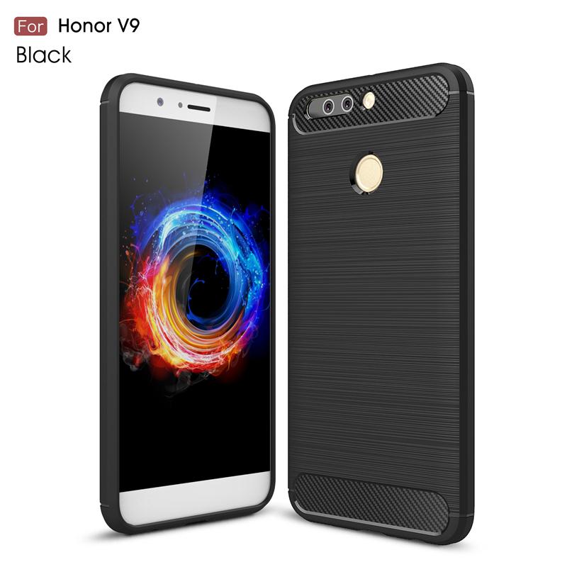 GANGXUN Черный цвет Huawei Honor 8 Pro случай