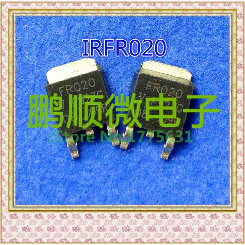 Фото - CazenOveyi 20pcs lot irfr020 fr020