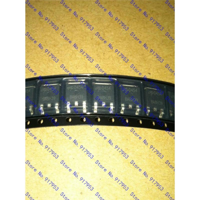 CazenOveyi free shipping 10pcs chip ic d454