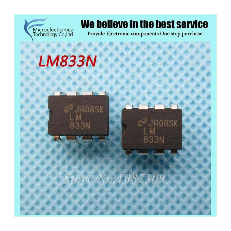 CazenOveyi 10pcs free shipping lm4863d lm4863 dip 16 dual channel o power amplifier new original