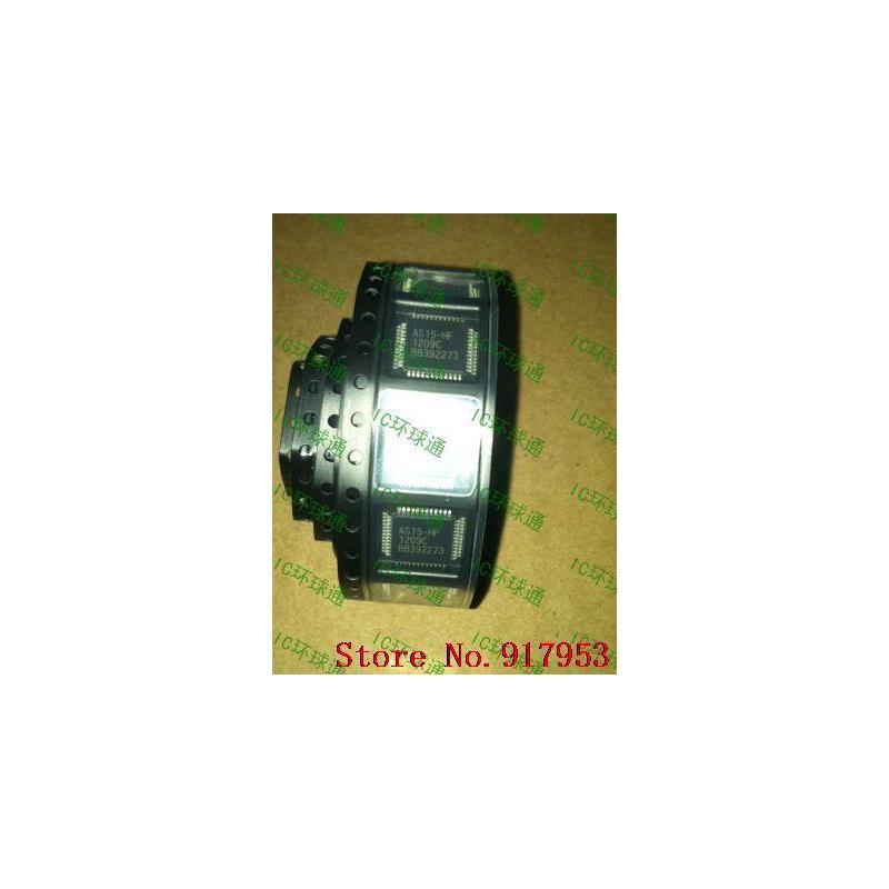 CazenOveyi 10pcs lot free shipping as15 hf as15 qfp electronic original in stock ic