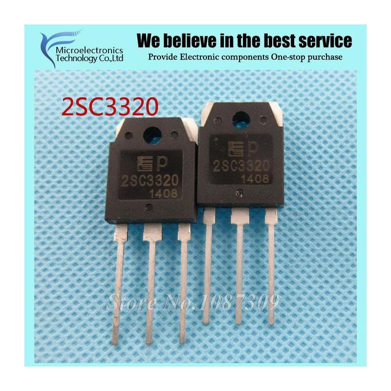 CazenOveyi 10pcs lot fja13009 j13009 to 3p e13009l high power switch triode