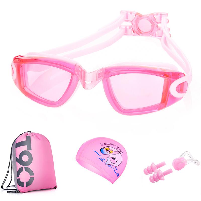 JD Коллекция Прозрачный розовый По умолчанию очки молодежные