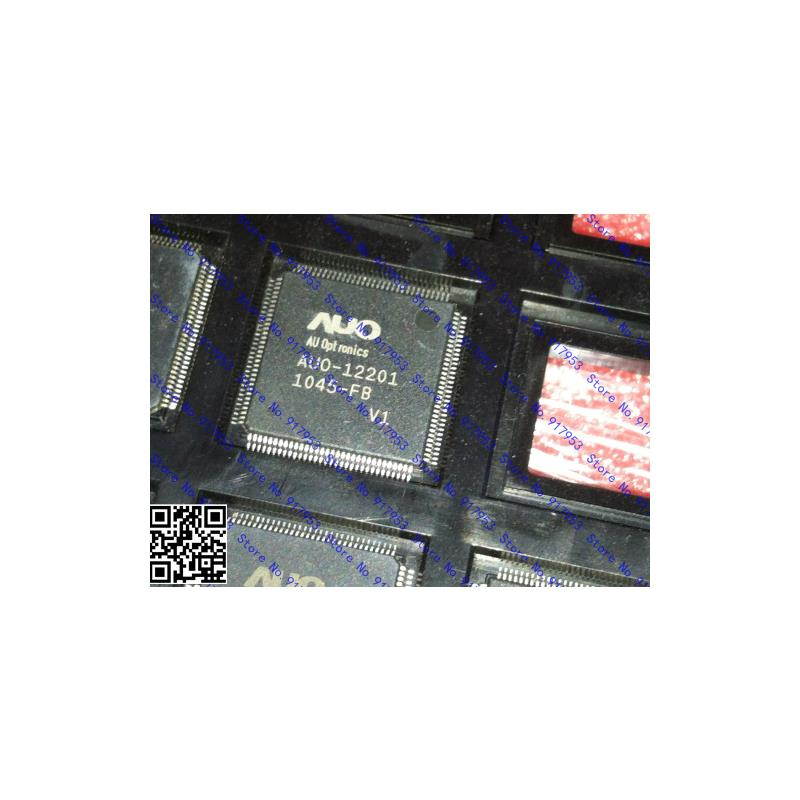 CazenOveyi free shipping 10pcs auo 12201 lcd chip