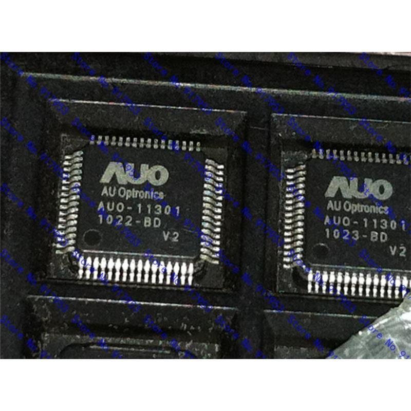CazenOveyi free shipping 10pcs auo 11301 v2 lcd chip