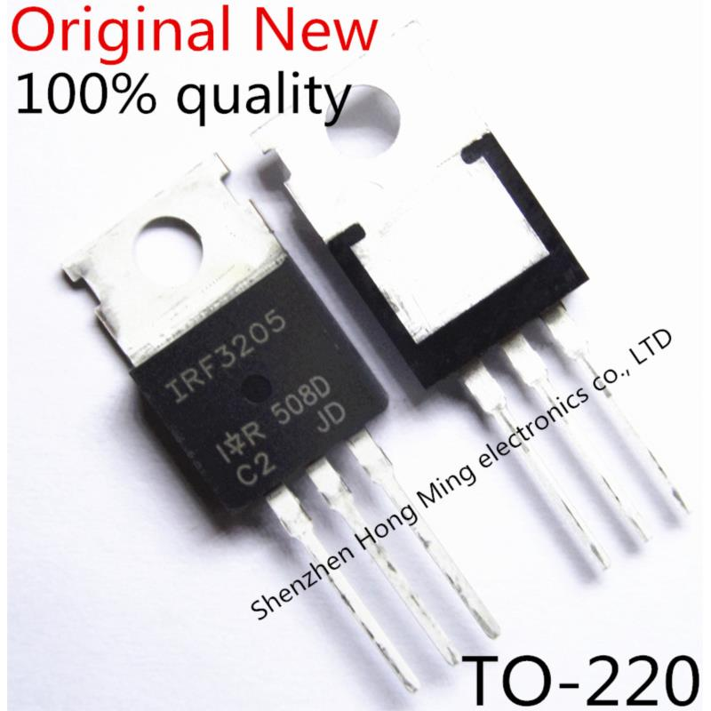 CazenOveyi 30pcs irf3205 power mosfet transistor to 220
