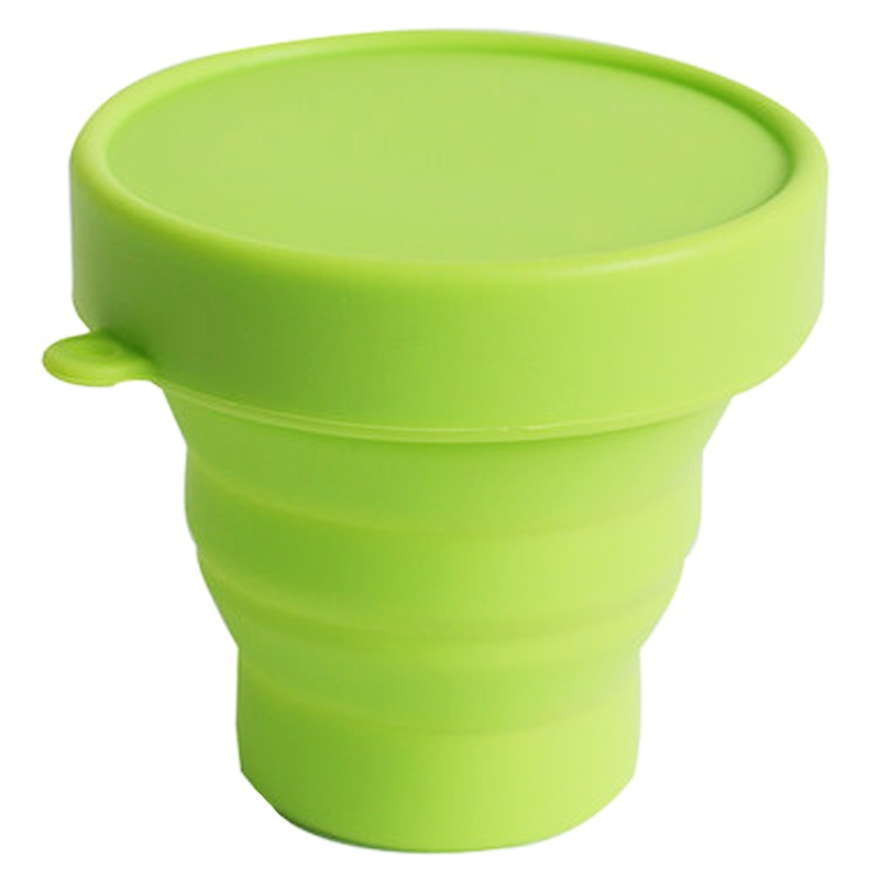 JAJALIN Складная чашка зеленая