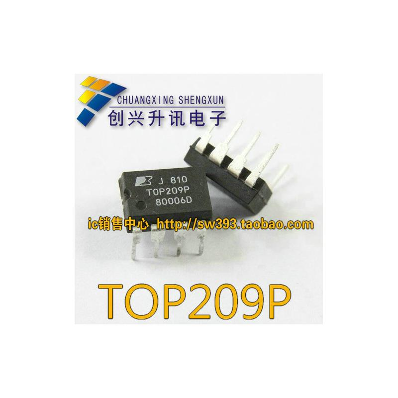 CazenOveyi free shipping 10pcs top209p top209pn management chip