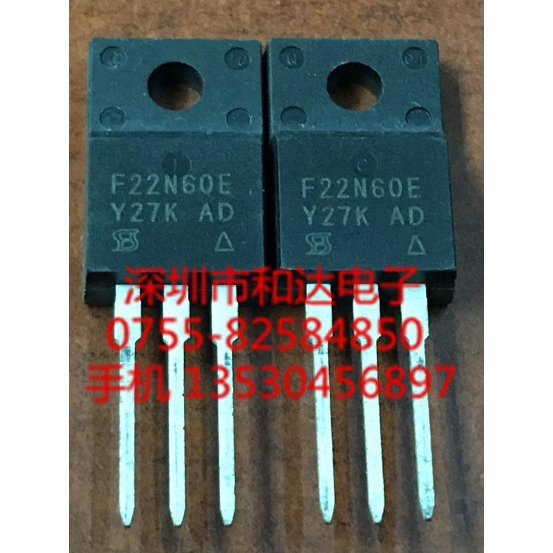 CazenOveyi f22n60e sihf22n60e e3 to 220f