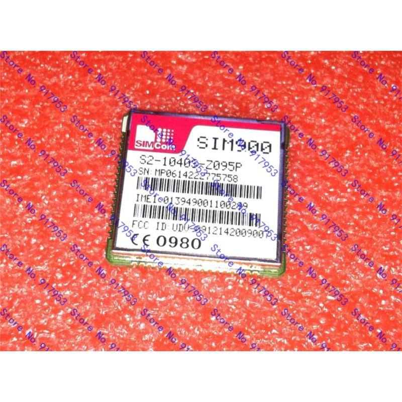 CazenOveyi 1pcs sim900a smd sim900 gsm gprs module new and original ic free shipping