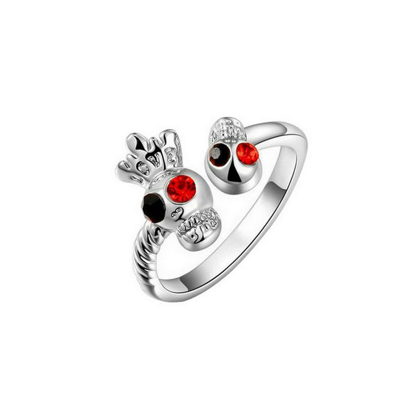 yoursfs Серебряный 7 марко рейнольдс кольца с кольцами красные кольца 48 цвет 49 штук цветные соединительные кольца