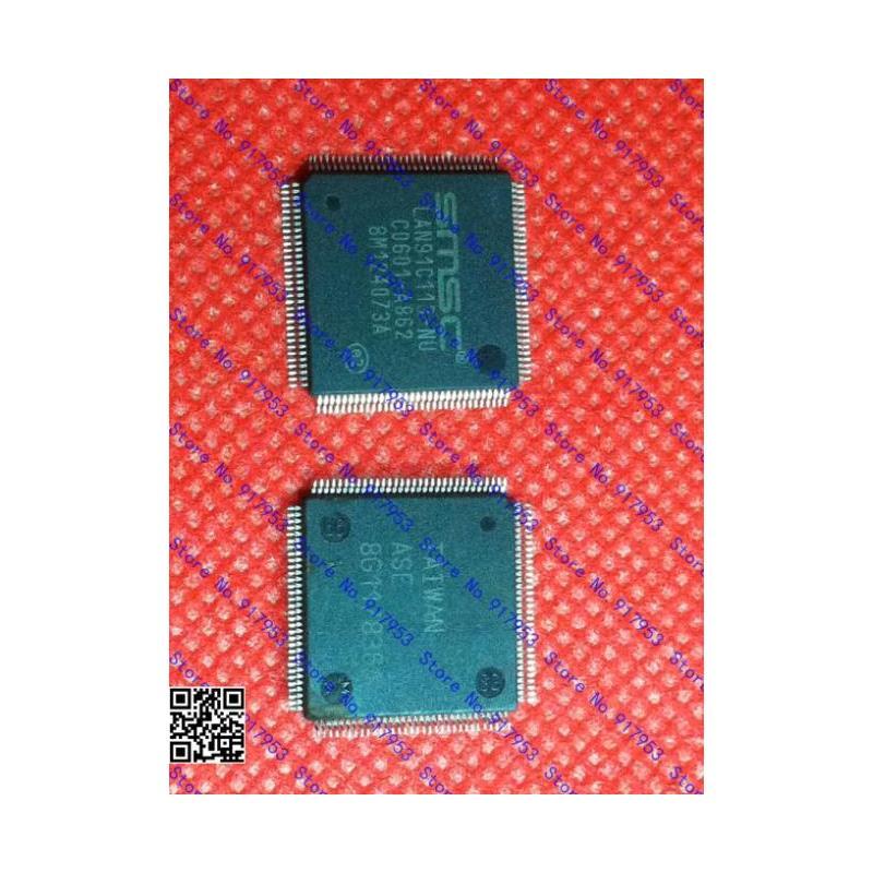 CazenOveyi free shipping 10pcs chip ic lan91c113 nu