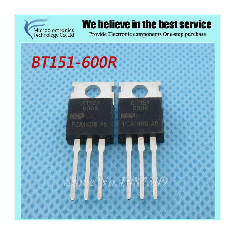 CazenOveyi 100pcs bt151 800r to220 bt151 800 to 220 151 800r new free shipping