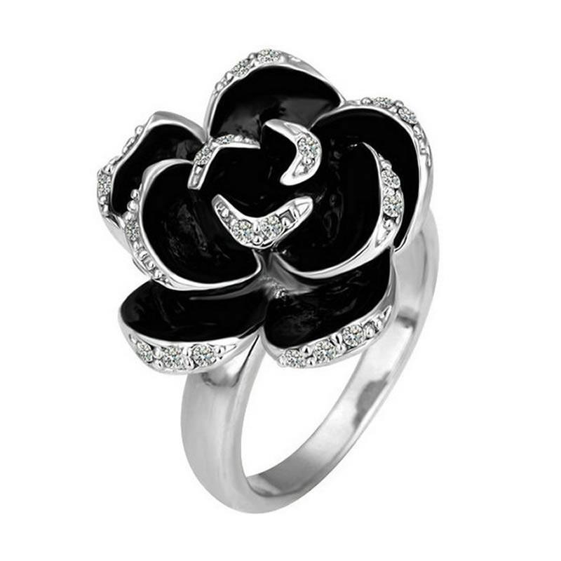 yoursfs Серебряный 9 yoursfs zircon кольцо кольцо с золотым кольцом кольцо с бриллиантами кольцо с бриллиантами anillos anel кольцо для обручального кольца для женщин