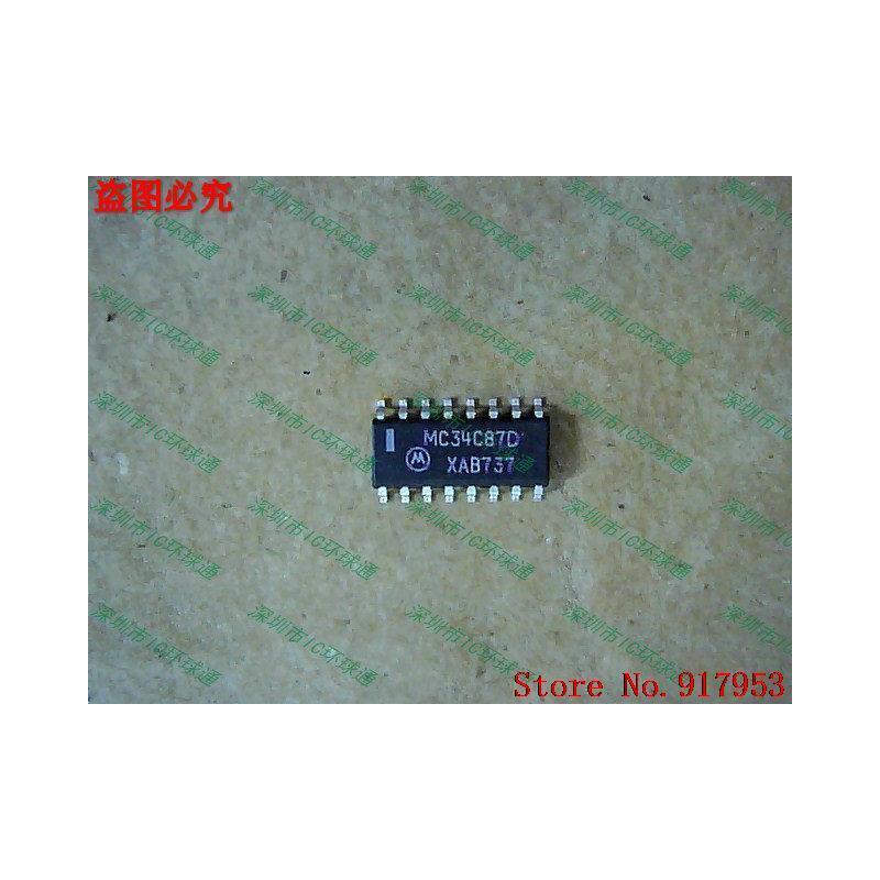 CazenOveyi free shipping 10pcs mc34c87d
