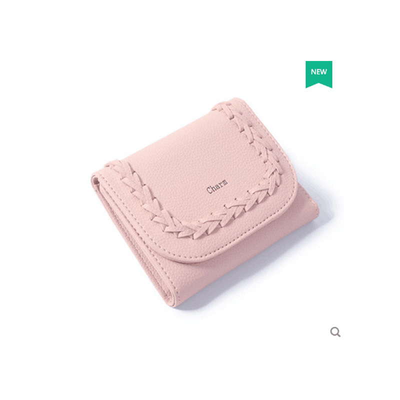 Shao Nian Meng Розовый цвет 2017 purse wallet big capacity female famous brand card holders cellphone pocket gifts for women money bag clutch passport bags