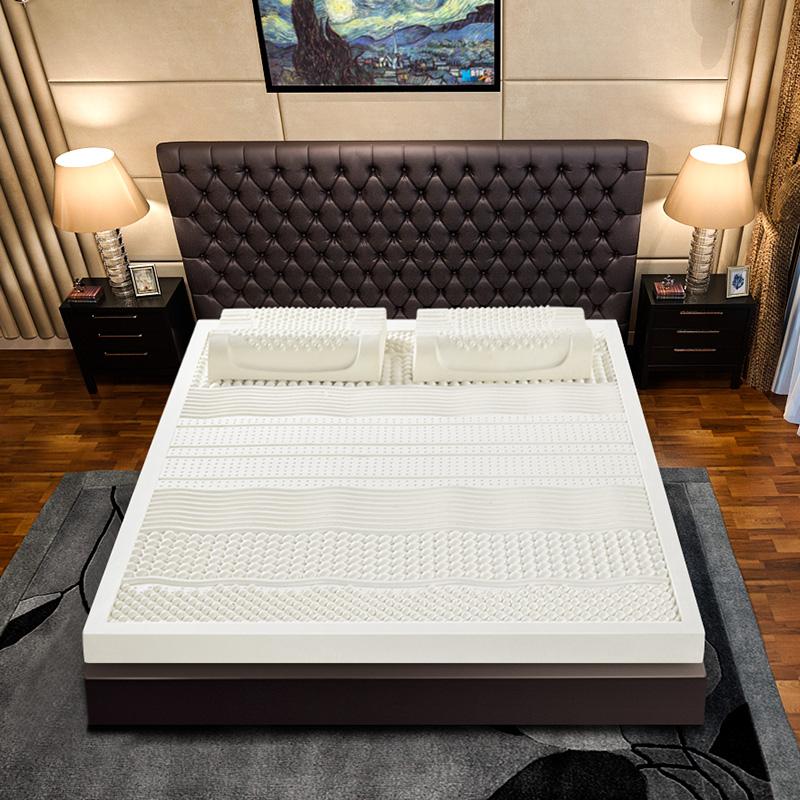 JD Коллекция 10 см новые ткани Настораживает семь районов латексные матрасы 150 200см