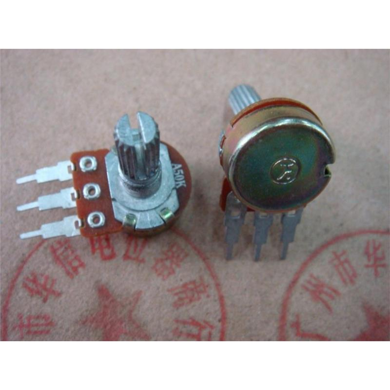 CazenOveyi 16 single joint potentiometer a50k 20mm