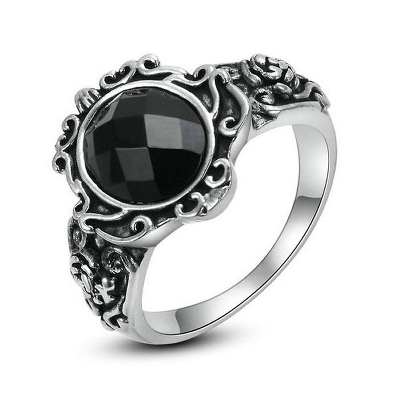 yoursfs черный 6 кольца
