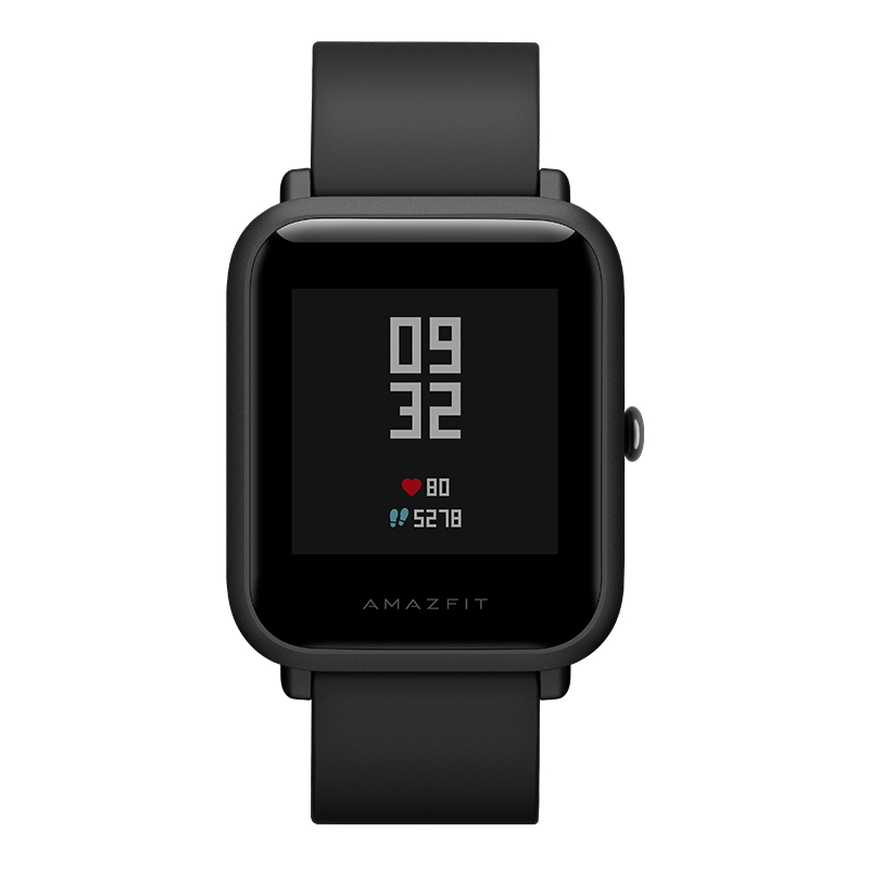 JD Коллекция Черный умные часы