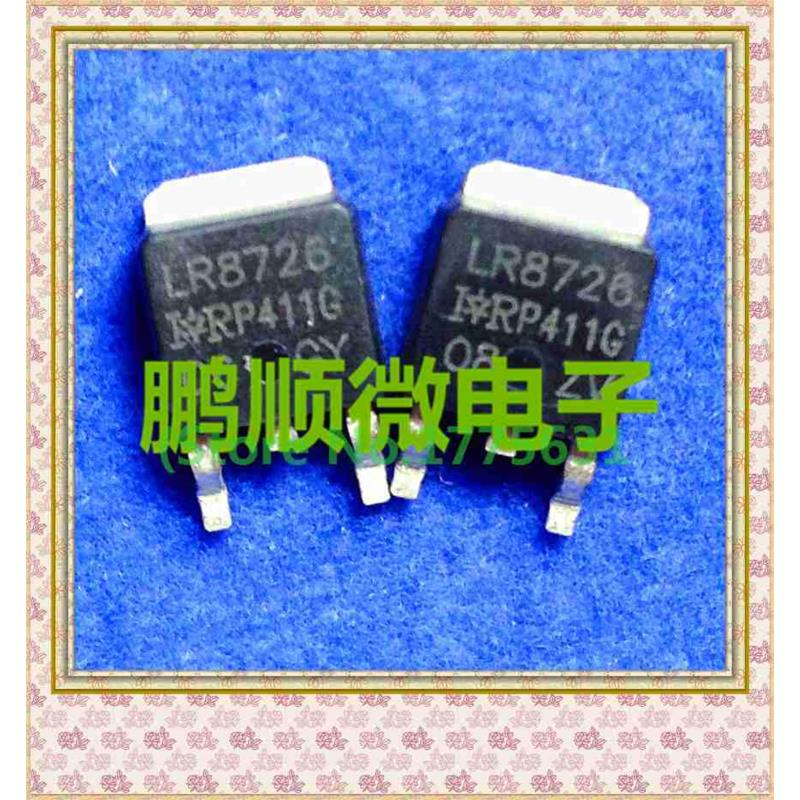 CazenOveyi 10pcs lr8726 irlr8726 to252