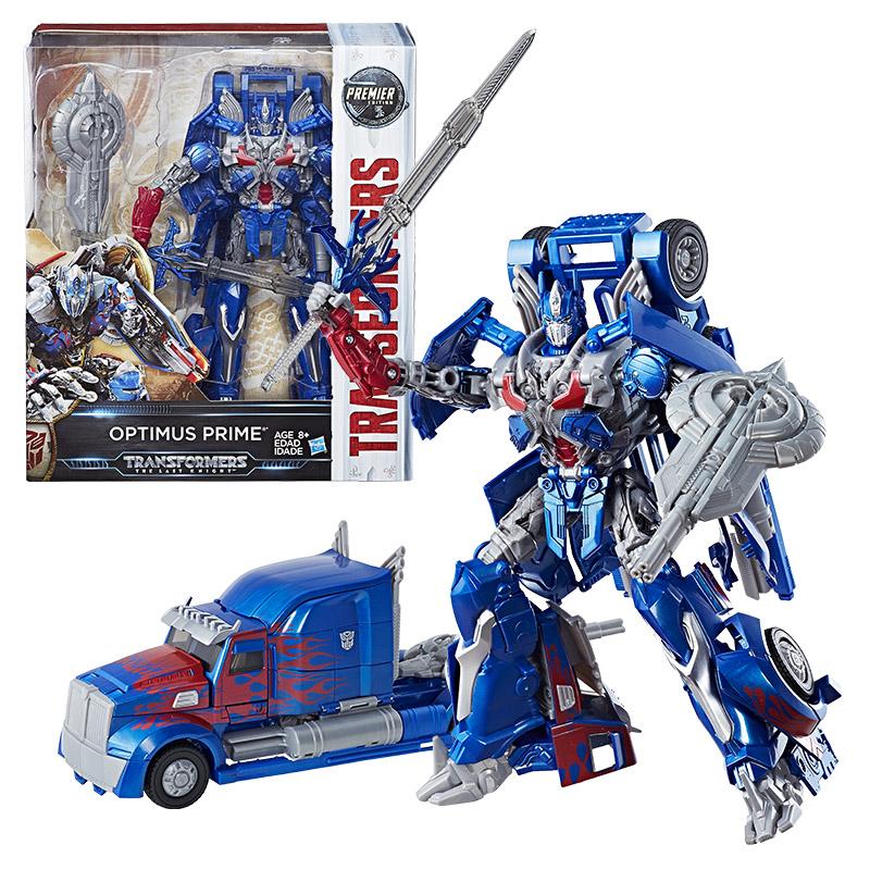 JD Коллекция Optimus Prime Movie 5 дефолт joycollection