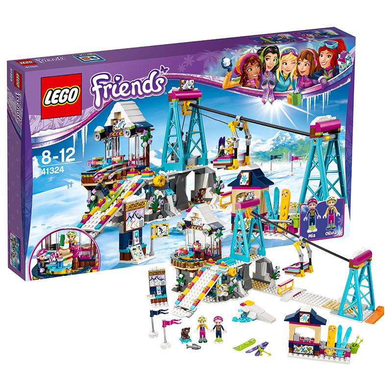 JD Коллекция Горнолыжный курорт Гондола лифт дефолт lego friends 41322 лего подружки горнолыжный курорт каток