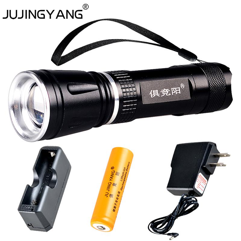 JUJINGYANG ручной фонарик jetbeam rrt02 780 18650