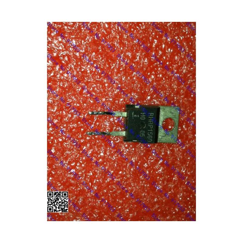 CazenOveyi 20pcs free shipping mur1560g mur1560 1560g 600v 15a diode rectifier 100