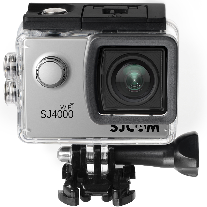 SJCAM серебро original sjcam sj4000 sport action camera 2 0 inch hd 1080p diving 30m waterproof dv extreme sports mini camcorder sj 4000 cam