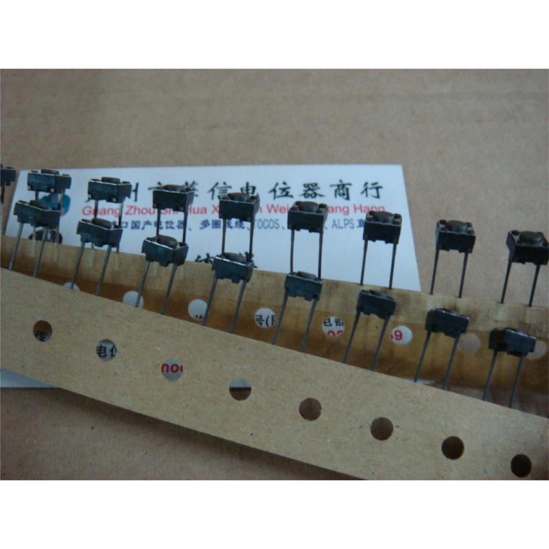 CazenOveyi 6x6x3mm pin smd tact switch