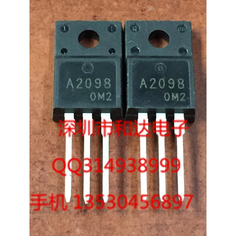 CazenOveyi free shipping to220f a2098 2sa2098 5pcs in stock