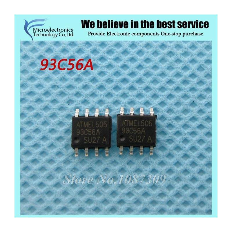 CazenOveyi 10pcs free shipping at24c32n 24c32n 24c32 at24n32 sop 8 eeprom 32 64k 2 wire bus new original