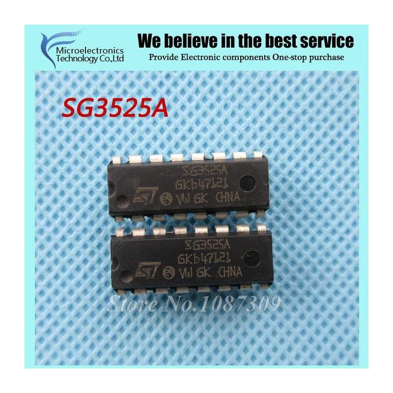 CazenOveyi 10pcs lot free shipping sg3525 sg3525an modulation inverter driver dip 16 line new original immediate delivery