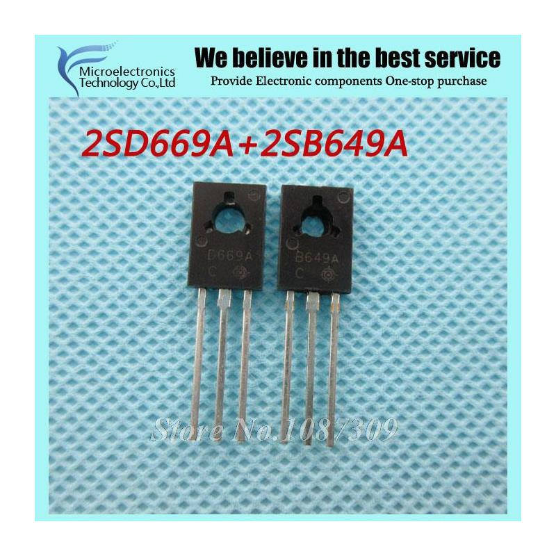 CazenOveyi free shipping 10pcs b649a 2sb649a push tube audio amplifier