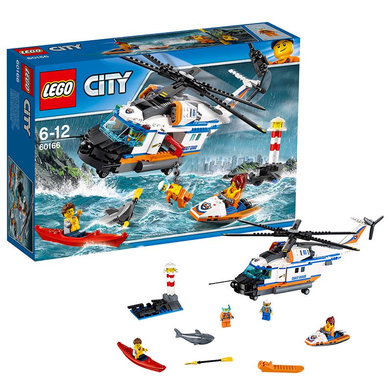 JD Коллекция Тяжелый спасательный вертолет дефолт lego lego city 60093 вертолет исследователей моря