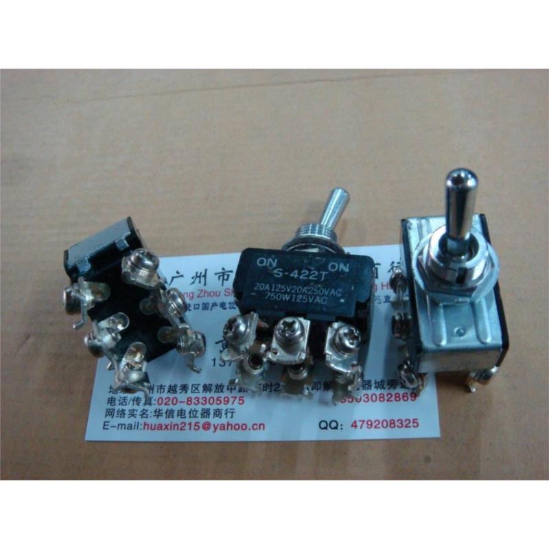 CazenOveyi 1 piece guitarfamily usa switch craft switchcraft 3 way guitar pickup toggle switch for usa gibson