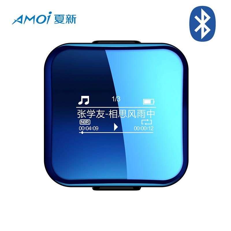 JD Коллекция X1 синий сапфир 8G дефолт amoi amoi с10 mp3 музыкальный плеер без потерь качество звука hi fi аудиофилов hd плеер мини портативный walkman