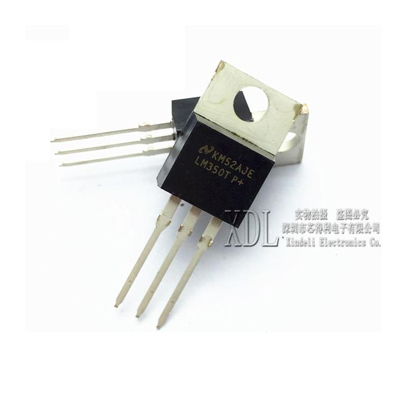 CazenOveyi 20pcs lm350t to220 lm350 to 220 new and original ic free shipping