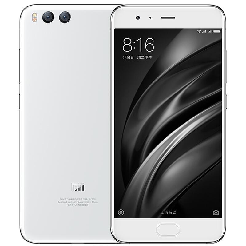 Mi Белый xiaomi xiaomi mi6 64gb