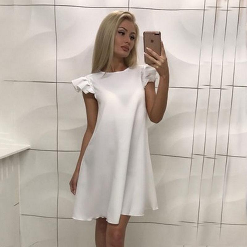 Каждая Платья Сарафан CANIS белый L фото