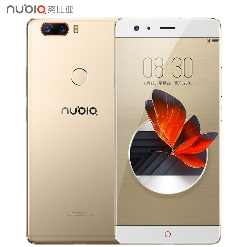 nubia Золотой 8GB64GB 360 телефон vizza полное солнце золото netcom 4gb 32gb 4g mobile unicom telecom мобильный телефон двойной карты двойной режим ож