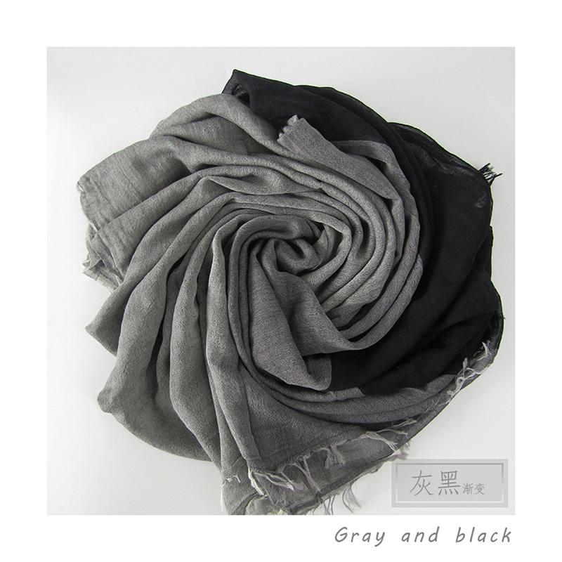 ORANGEFOX Серый и синий 175cm