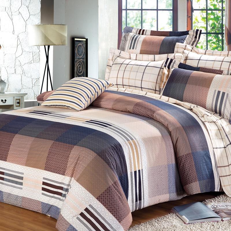 JD Коллекция замечательное время 15 кровать mercury постельные принадлежности набор 4 штуки простыня с набивной чехол на одеяло 100
