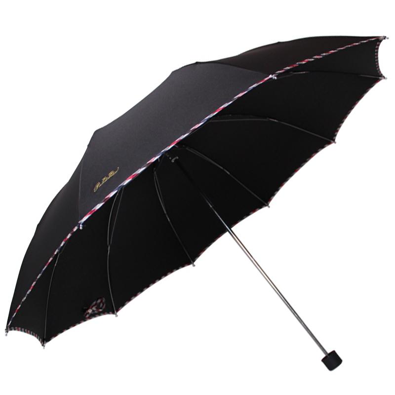 JD Коллекция черный [супермаркет] рай зонтик дважды jingdong увеличить больше мотоцикл пончо плащ оксфорд светящаяся полоса размер navy j231