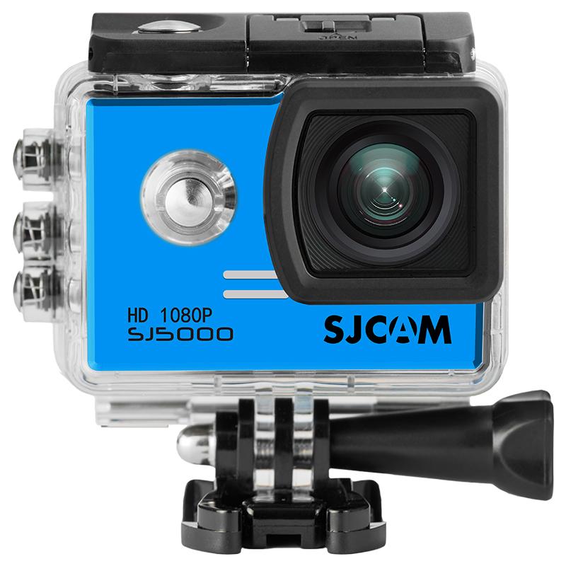 SJCAM Синий sjcam sj5000 14mp 1080p action camera sport cam