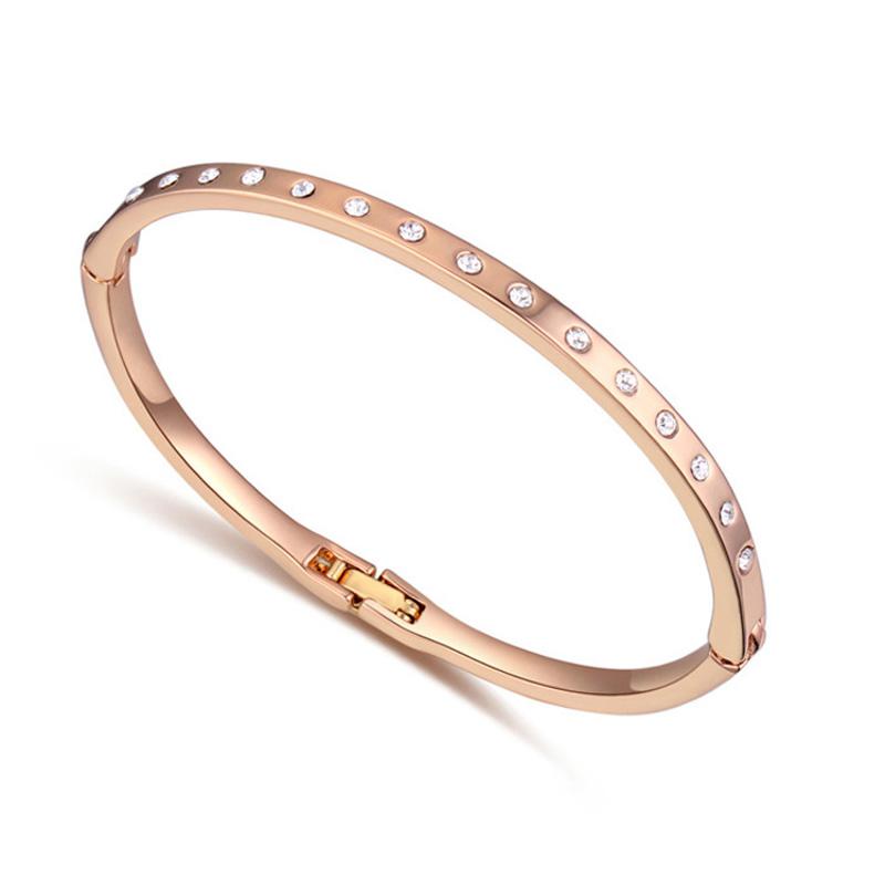Baffin Цвет шампанского u7 широкий браслет часов реального позолоченные моды мужчин украшения оптовой новой модной уникальный 1 5 см 20 см звено цепи браслеты